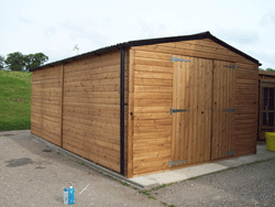 Storage Shed Shed & Sheds built by T u0026 A Stables in Lincolnshire UK